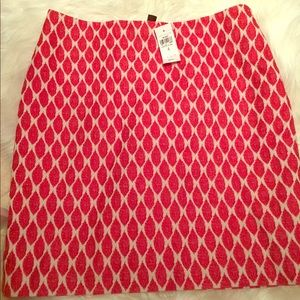 Pencil skirt from Ann Taylor.